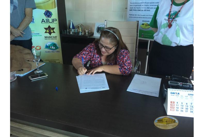Caracaraí firma resolución