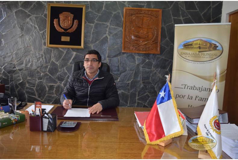 Ricardo Sanhueza Pirce