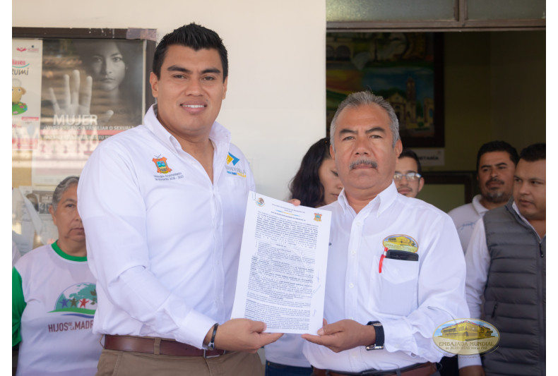 Banderilla, Veracruz entrega resolución por la Madre Tierra