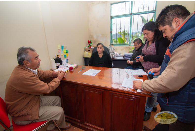Gobierno Municipal de Miahuatlan, Veracruz emite proclama en respaldo a iniciativa de la EMAP