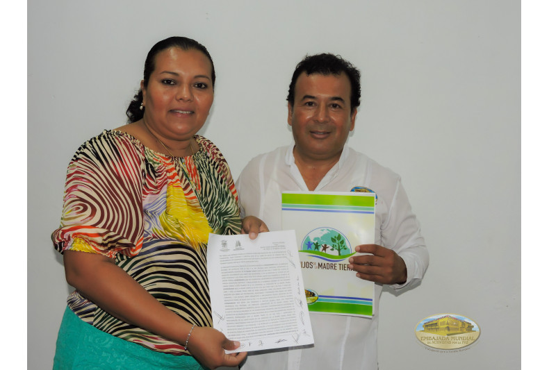 Champoton, Campeche respalda a la Madre Tierra con resolución