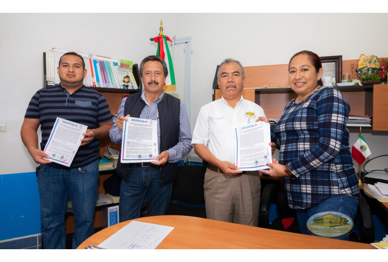 Tatatila, Veracruz emite proclama