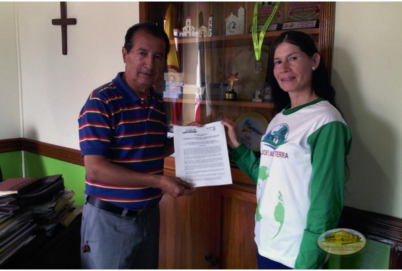 Resolución 296 del municipio de Anolaima