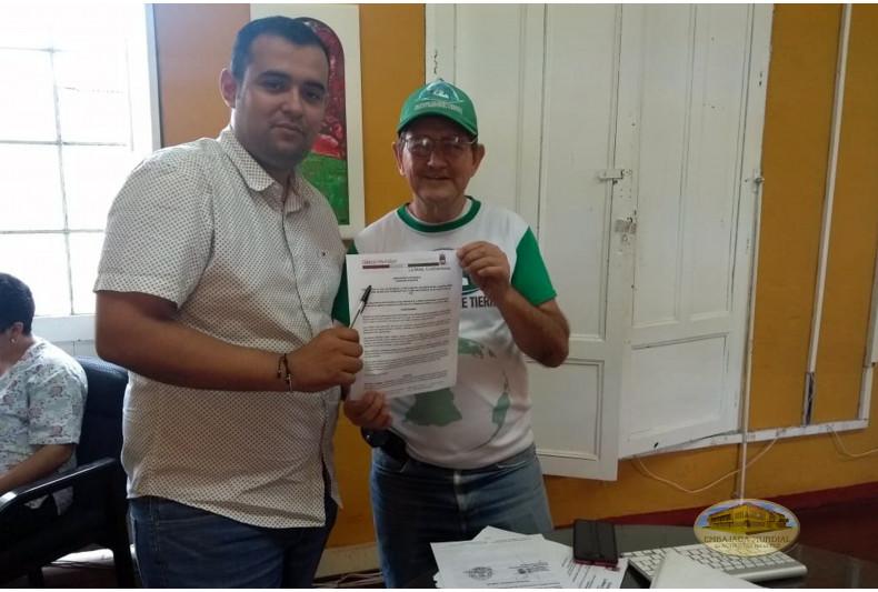 La Mesa (Cundinamarca) respalda proclama con la resolución 015