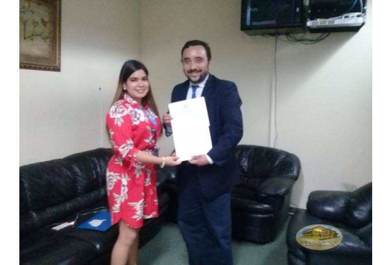 Gobernadora de  la Provincia de Chiriquí