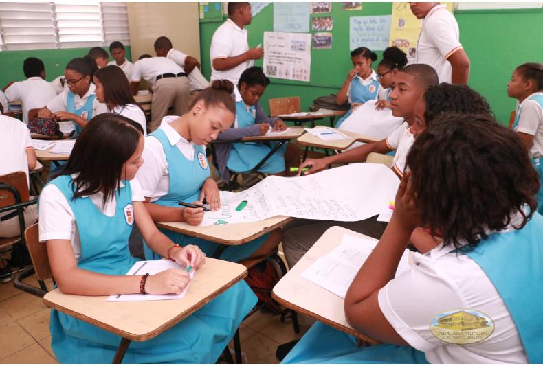 Jornada estudiantil de reflexión acerca de los Derechos Humanos