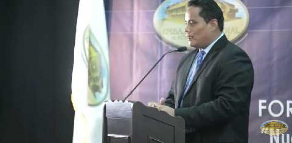 Primer Foro Judicial Internacional - Dr. Constantino Riquelme