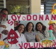 Donación de sangre