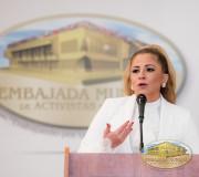 Directora Gral. Gabriela Lara
