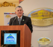Rector Mynor Cordón