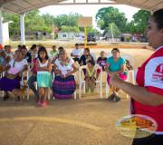 La comunidad comprende la trascendencia de la Donación voluntaria de sangre