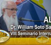 ALIUP - VIII Seminario Internacional - Dr William Soto Santiago | EMAP