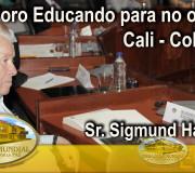 Educar para Recordar - Foro Educando para no olvidar - Sigmund Halstuch - Colombia | EMAP