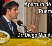 Educar para Recordar - Apertura de Foros - Dr. Diego Mendelbaum - Ponce Puerto Rico   EMAP