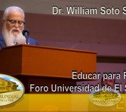Educar para Recordar - Universidad de El Salvador - Dr. William Soto Santiago | EMAP