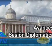 CUMIPAZ 2018 - Avances sesión Diplomática | EMAP