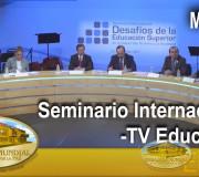 ALIUP - México - TV Educativa - Seminario Internacional | EMAP