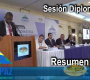 CUMIPAZ 2018 - Resumen Sesión Diplomática | EMAP