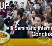 ALIUP - VIII Seminario Internacional - Conclusiones | EMAP