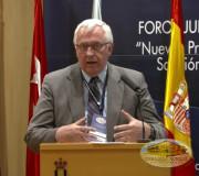 Justicia para la Paz - Foro Judicial en España - Dr James Kirkpatrick Stewart   EMAP