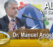 ALIUP - VIII Seminario Internacional - Dr  Manuel Ángel Pérez | EMAP