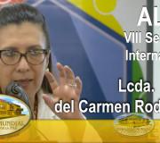 ALIUP - VIII Seminario Internacional - Lcda  Mirca del Carmen Rodríguez | EMAP
