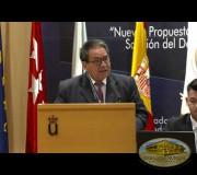 Justicia para la Paz - Foro Judicial en España - Dr Eyder Patiño   EMAP