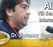 ALIUP - VIII Seminario Internacional - Dr  Jiovanny Samanamud | EMAP