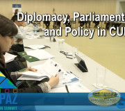 Diplomacy, Parliamentarism and Policy in CUMIPAZ | EMAP