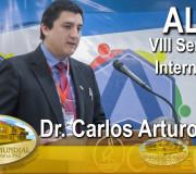 ALIUP - VIII Seminario Internacional - Dr  Carlos Arturo Luna | EMAP