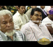 Judicial Forum Human Dignity, Presumption of Innocence and Human Rights Metropolitan