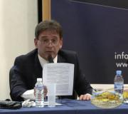 Justicia para la Paz - Foro Judicial Internacional Panel de Cierre - Dr Franco Fiumara   EMAP