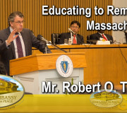 Educating to Remenber - Forum Lynn Boston Massachusetts - Mr. Robert O. Trestan | GEAP