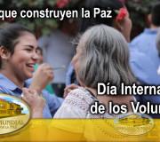 Día Internacional de los Voluntarios 2018   EMAP