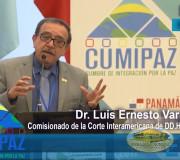 CUMIPAZ 2017 - Sesión Justicia - Dr. Luis Ernesto Vargas Silva | EMAP