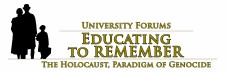 University Forums: Educating to Remember