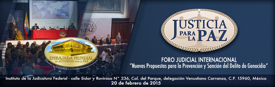 Foros Judiciales Internacionales