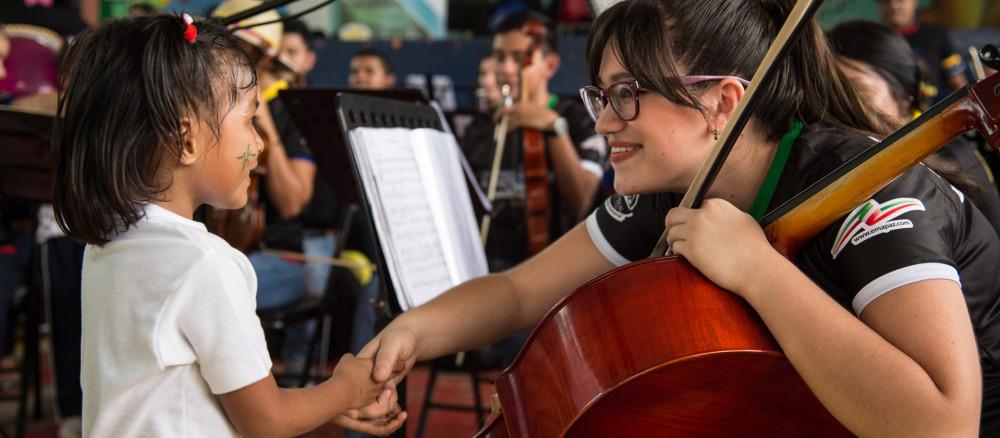 """<h2 class=""""without-text"""">En la CUMIPAZ Panamá hay música para el corazón</h2>"""