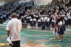 Acto cívico y canto del himno nacional de Panamá