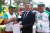Alcalde de Génova (Quindío) hace entrega de proclama
