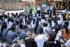Estudiantes y docentes participan activamente de talleres ambientales