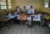 """Charlas ambientales dictadas en la Unidad Educativa """"Corina Hurtado de Suarez"""""""