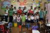 Participantes de talleres ambientales