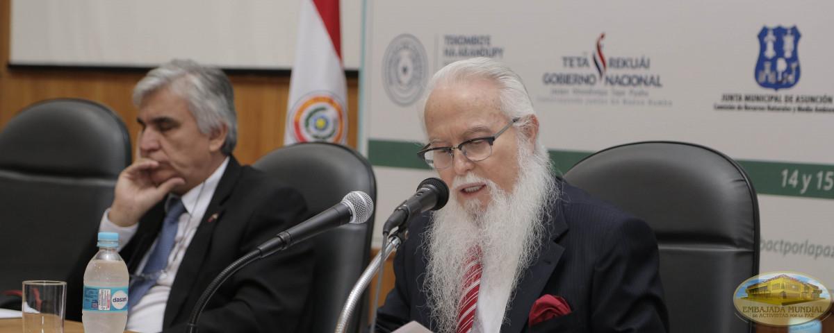 Discurso En Paraguay Congreso Internacional Docente