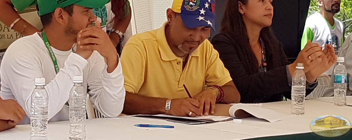 venezuela proclama madre tierra