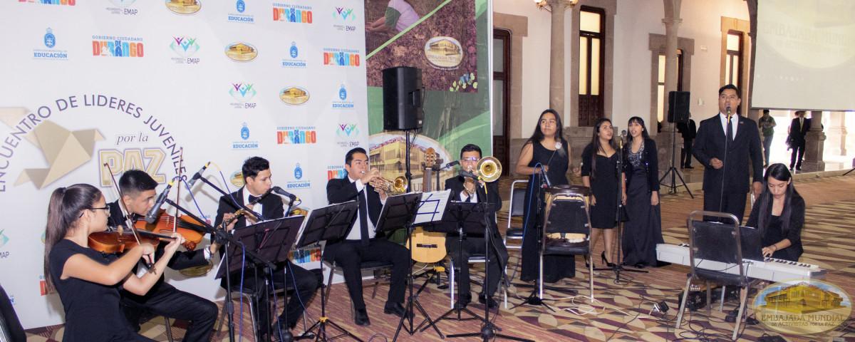 Presentación Musical