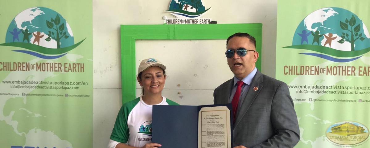 firma proclama Congreso Estados Unidos