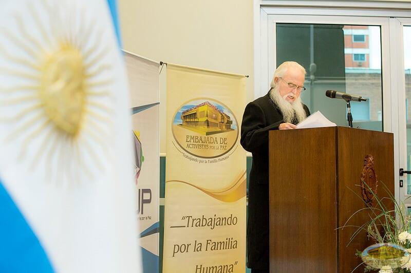 """""""La contribución de la cátedra para la Paz en el proceso formativo del ser humano integral"""" - Dr. William Soto Santiago"""
