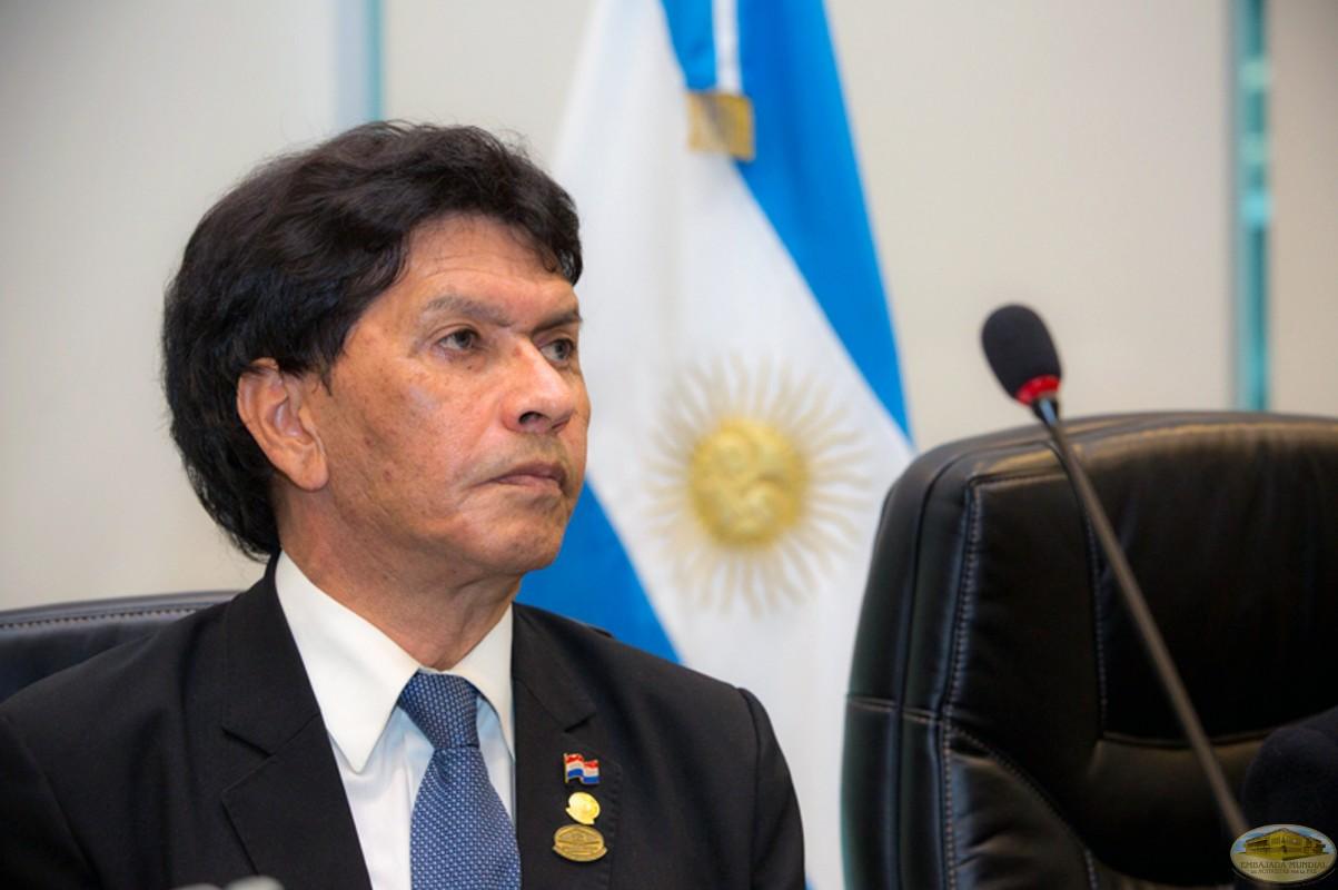 III Seminario Internacional ALIUP - Dr. Dionisio Ortega