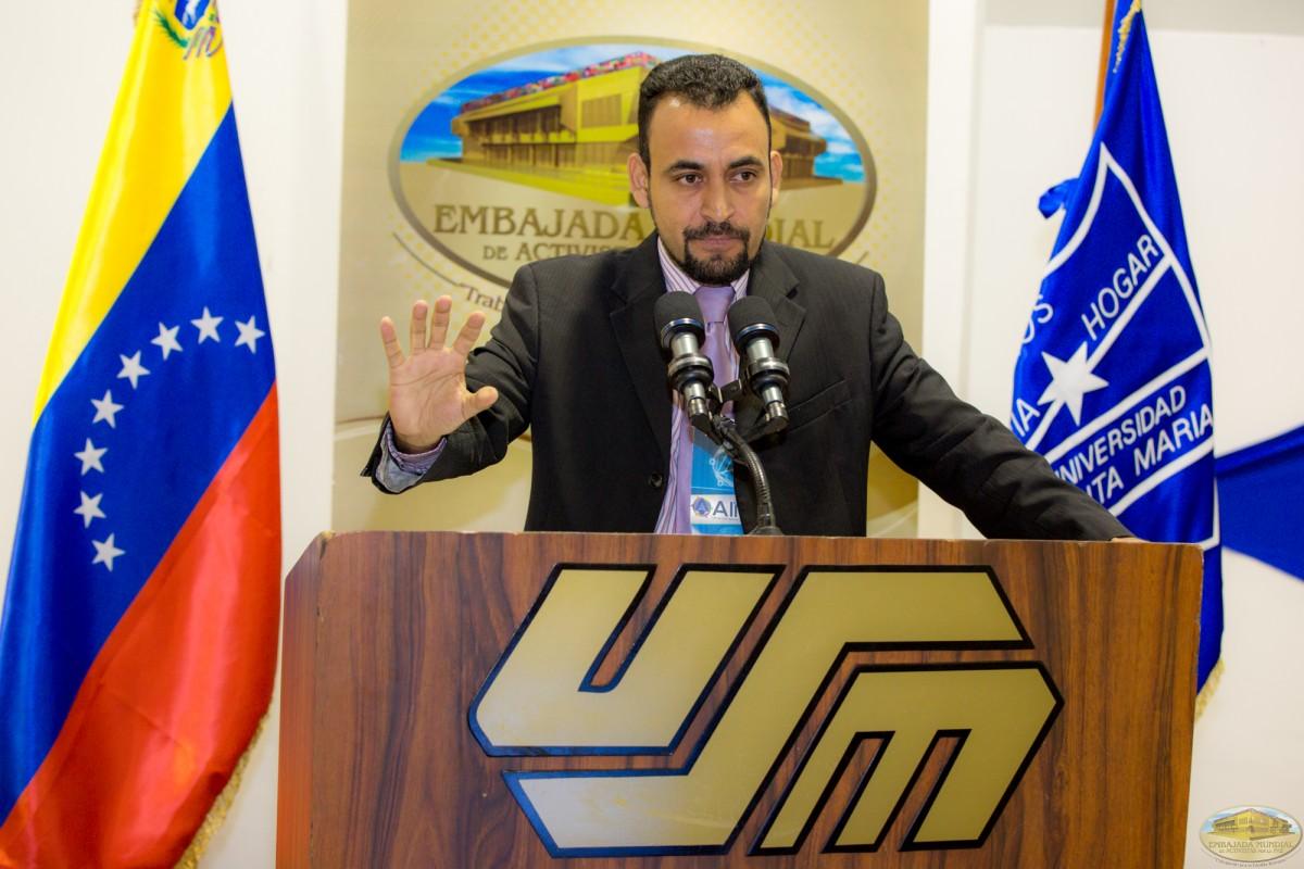 Dignidad, paz y derechos humanos - Dr. Eduardo Torres